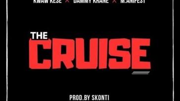 Kwaw Kese The Cruise Artwork