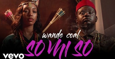 Wande Coal So Mi So Video