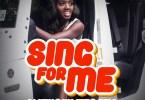 DJ Akuaa Sing For Me Artwork