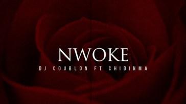 DJ Coublon Nwoke Artwork