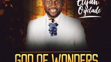 Elijah Oyelade God of Wonders Artwork