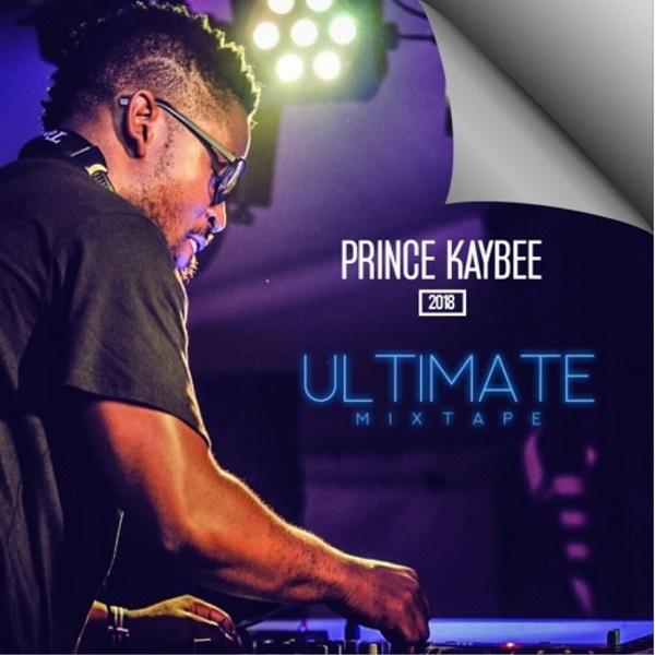 Prince Kaybee 2018 Ultimate MixTape Artwork