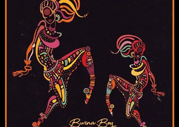 Burna Boy Gbona Artwork