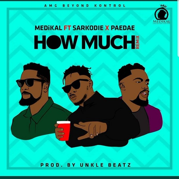 Medikal How Much Remix