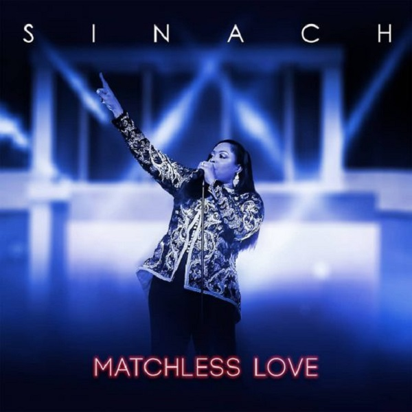Sinach Matchless Love Artwork
