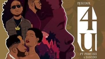 DJ Ecool 4U Artwork