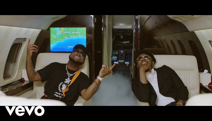 [VIDEO] KIZZ DANIEL – ONE TICKET FT. DAVIDO