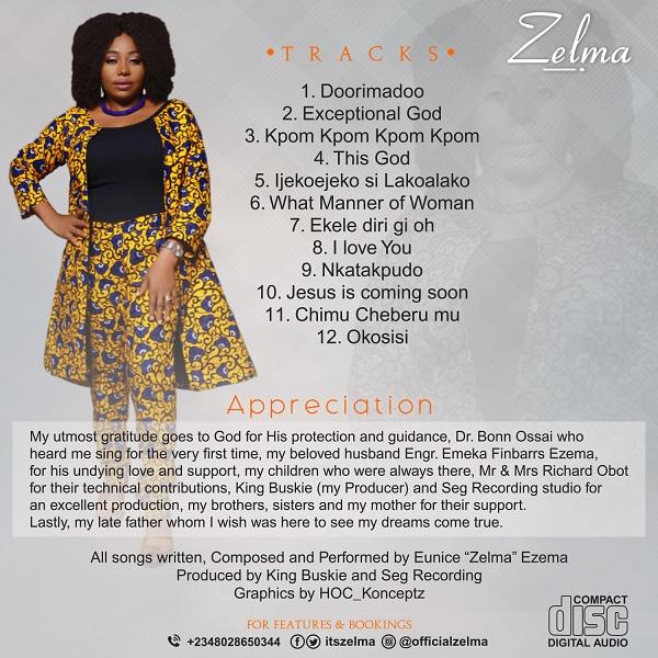 Zelma - I Love You
