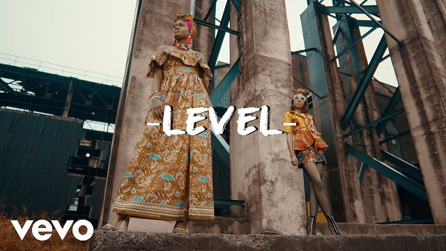 Krizbeatz Level Video