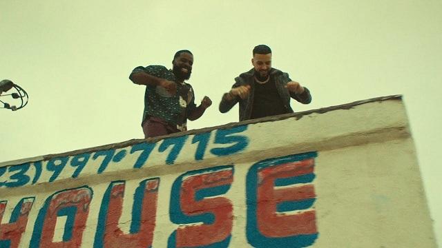 Afro B Joanna Remix Video