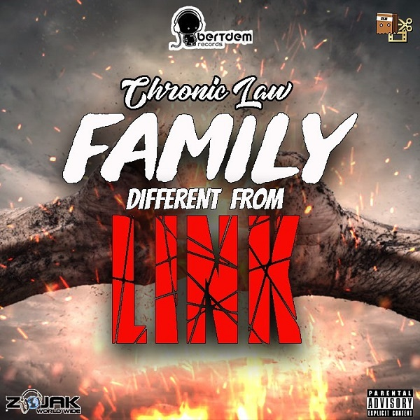 Chronic Law Family Different From Link