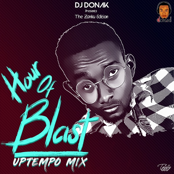 DJ Donak Hour Of Blast UpTempo Mix