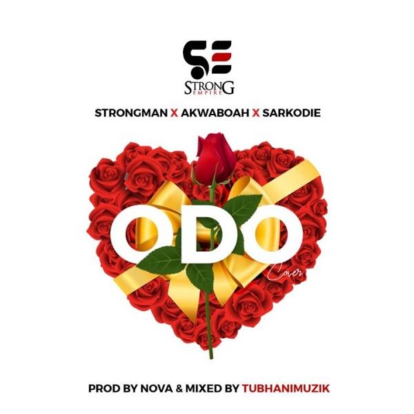 Strongman Odo cover