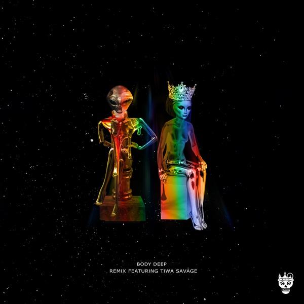 Wavy The Creator Body Deep (Remix)