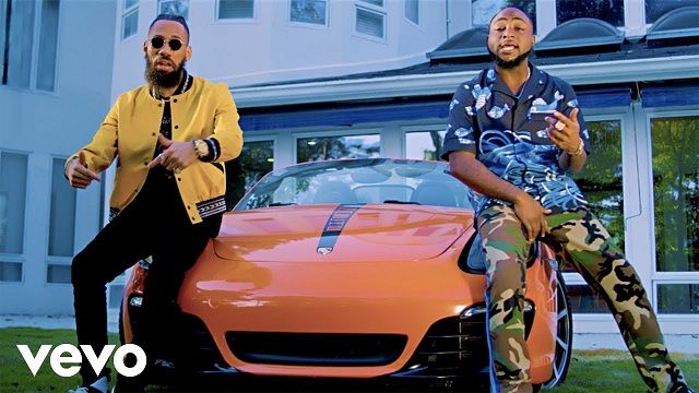 Phyno Ride For Me Video