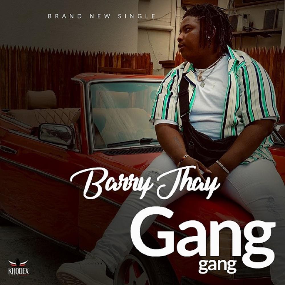 Barry Jhay Gang Gang