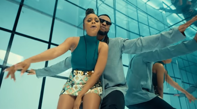 Flavour Chidinma 40 Yrs Video