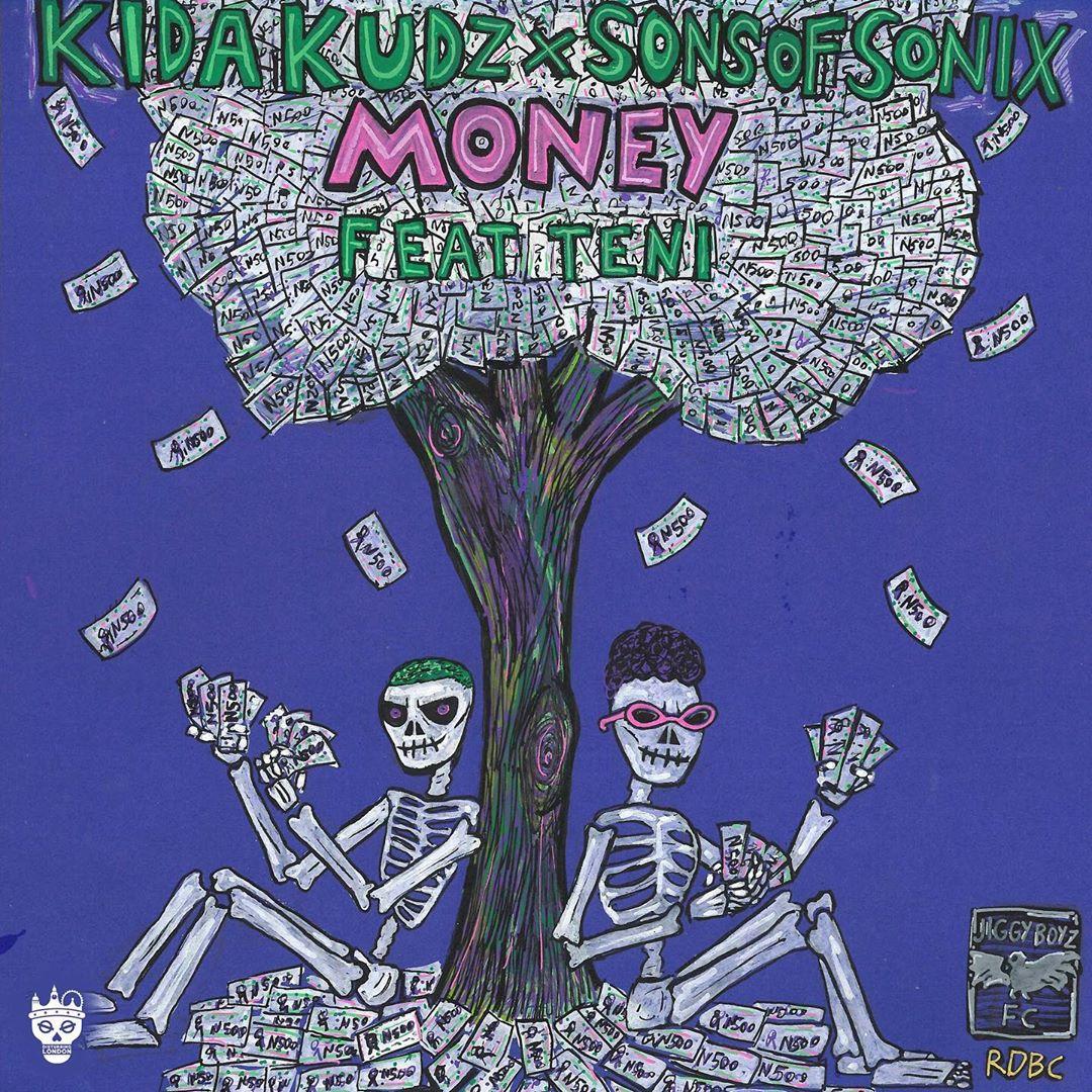 Kida Kudz, Sons of Sonix Money