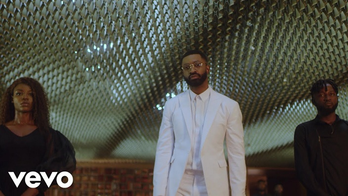 Ric Hassani Number One video