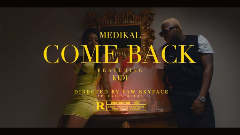 Medikal Come Back Video