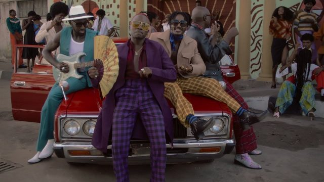 Sauti Sol Suzanna Video