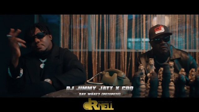 DJ Jimmy Jatt Say What (Pete Peté) Video
