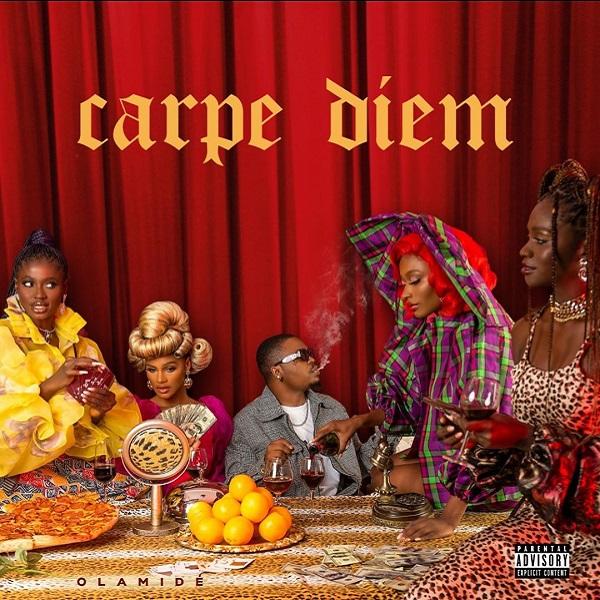 Olamide Carpe Diem's album