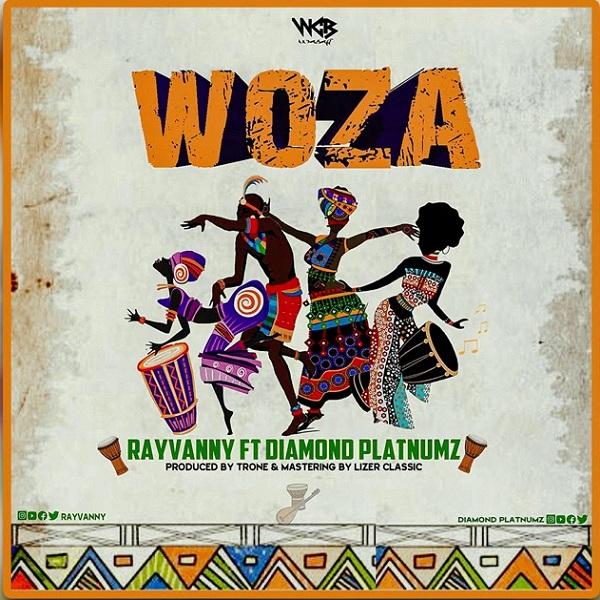 Rayvanny ft. Diamond Platnumz – Woza | NaijaVibes