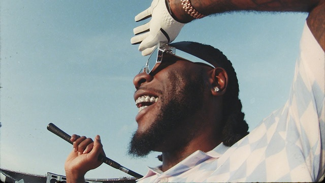 Burna Boy Kilometre Video