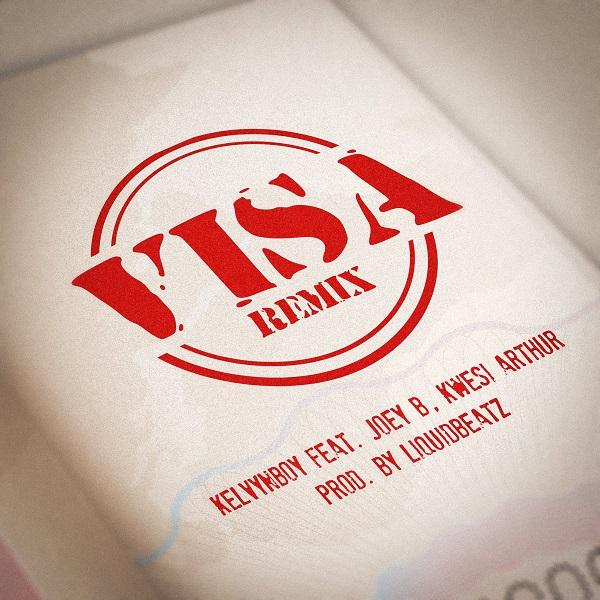 Kelvyn Boy Visa Remix