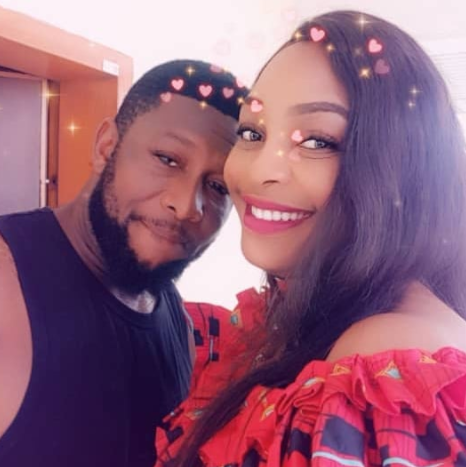 Movie producer, Tchidi Chikere, shares cryptic post as wife, Nuella Njubuigbo, removes his name from her IG bio