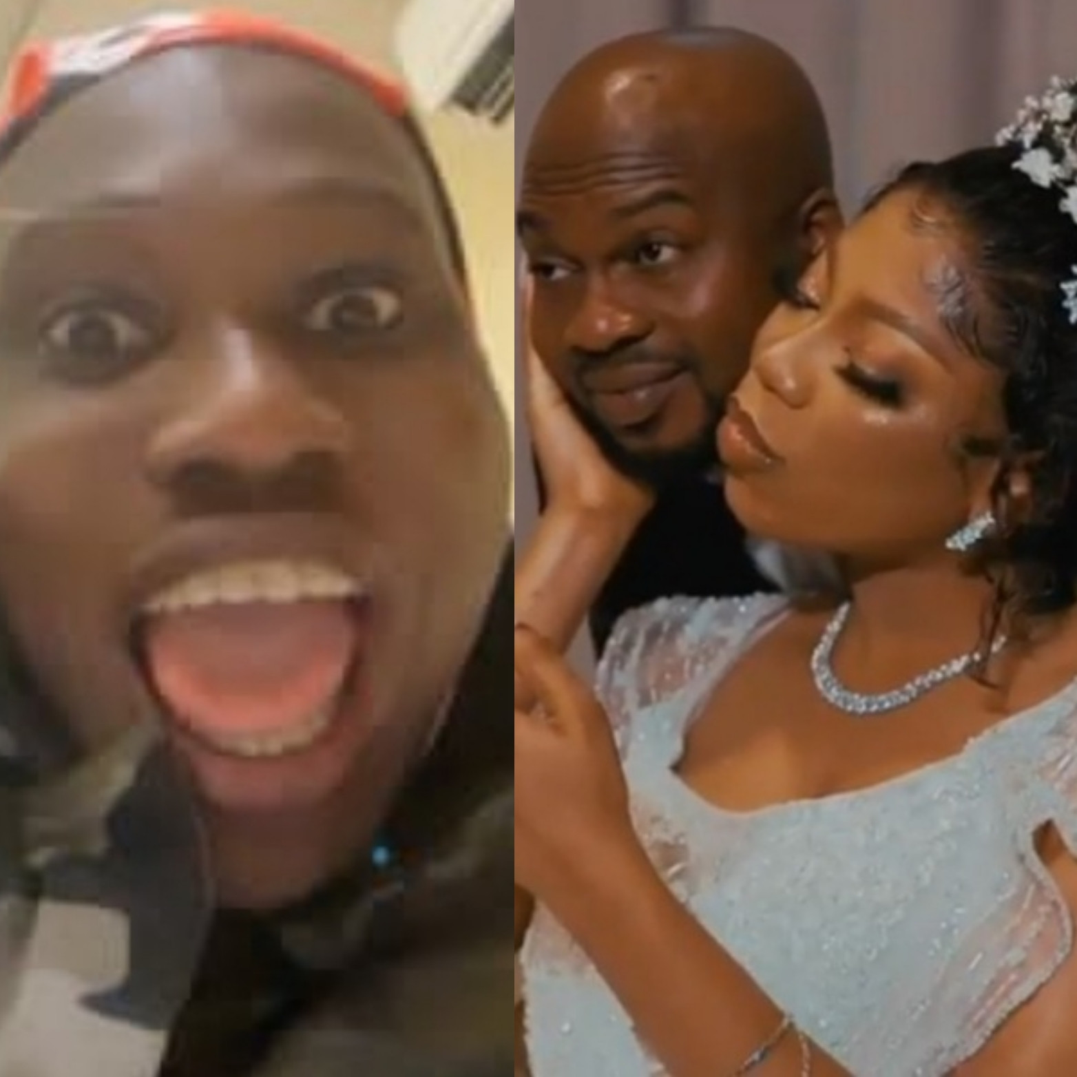 """60f747f2bee64 - """"You need therapy"""" Zlatan tells Bolanle's husband Lincon and he responds, calling the singer a fool"""