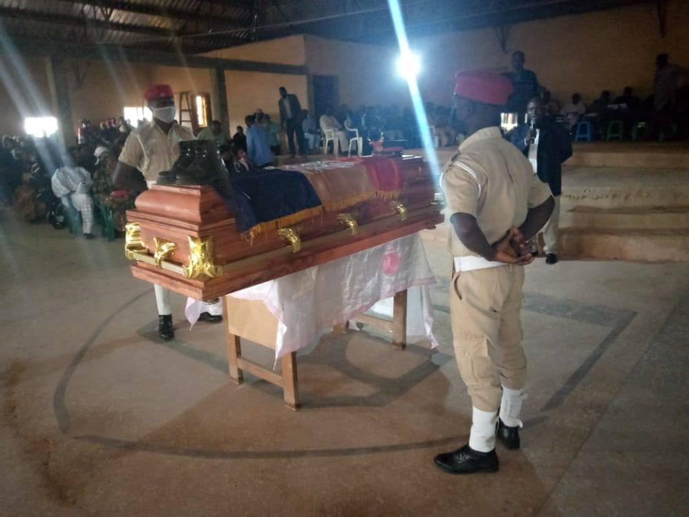 100 level UniJos student killed on her way to church, laid to rest