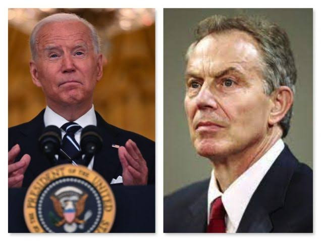 61226ae52289d - 'Imbecilic, tragic, unnecessary' - Former UK Prime Minister Tony Blair slams Joe Biden's decision to leave Afghanistan