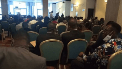 Saudi Arabian authorities scout for Nigerian doctors; hold recruitment exercise  in Abuja (video)