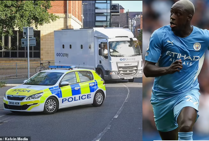 Update: Man City star, Benjamin Mendy remanded in custody after being accused of rape while he was on bail?for four other sex offences