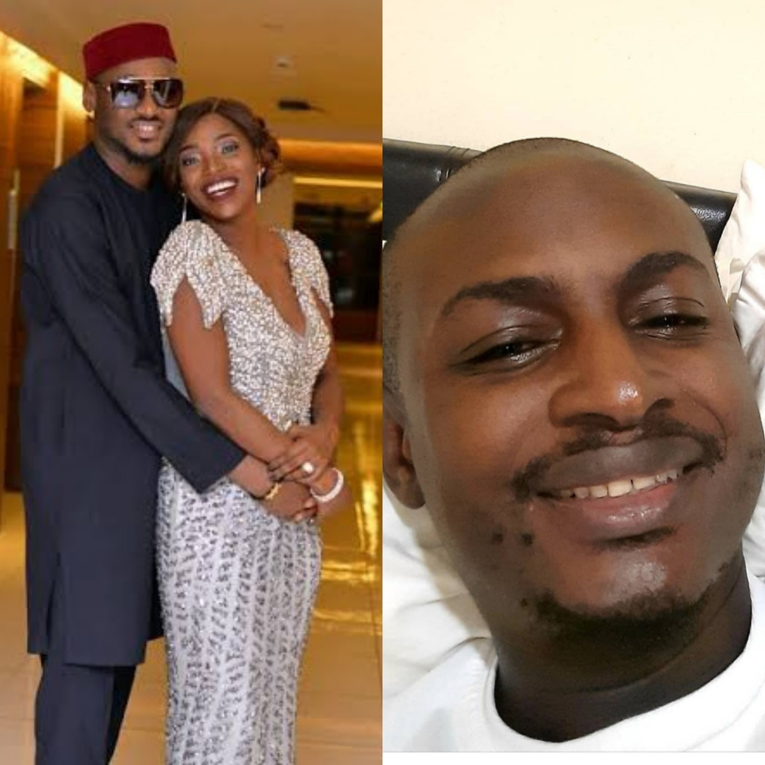"""613175cbb4378 - """"Living under my roof and coming here to insult me"""" Annie Idibia hits back at Tuface's brother, Charles Idibia"""