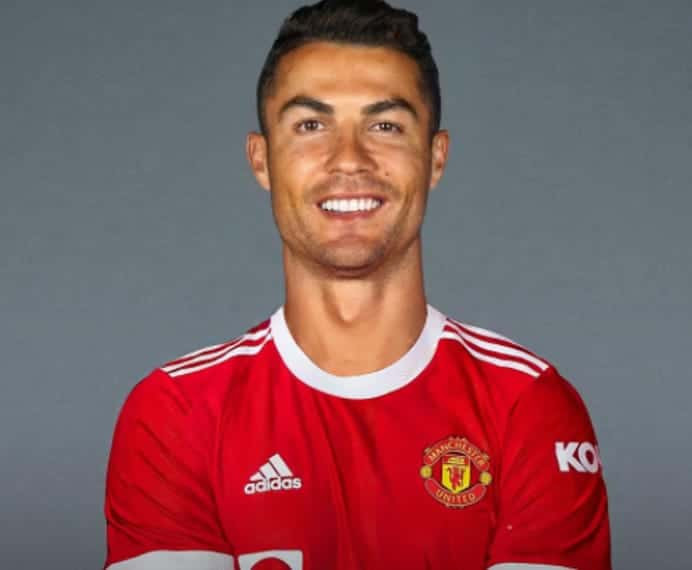 Cristiano Ronaldo to train with Manchester United on Thursday