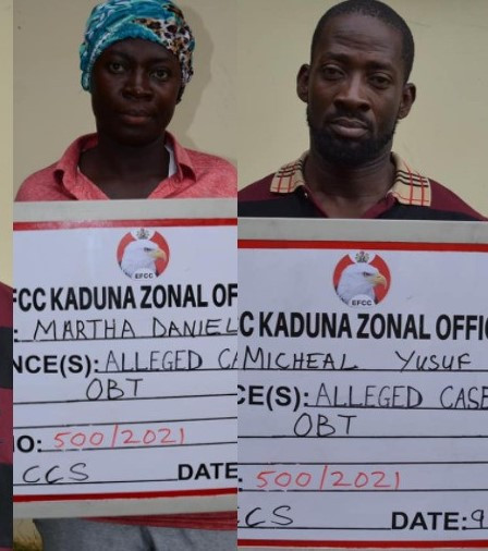 Medical charity scam: EFCC arraigns siblings for allegedly diverting N55m raised for cancer patients