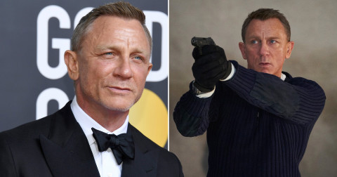 James Bond star actor, Daniel Craig reveals how he nearly turned down the movie role when he was first presented the script