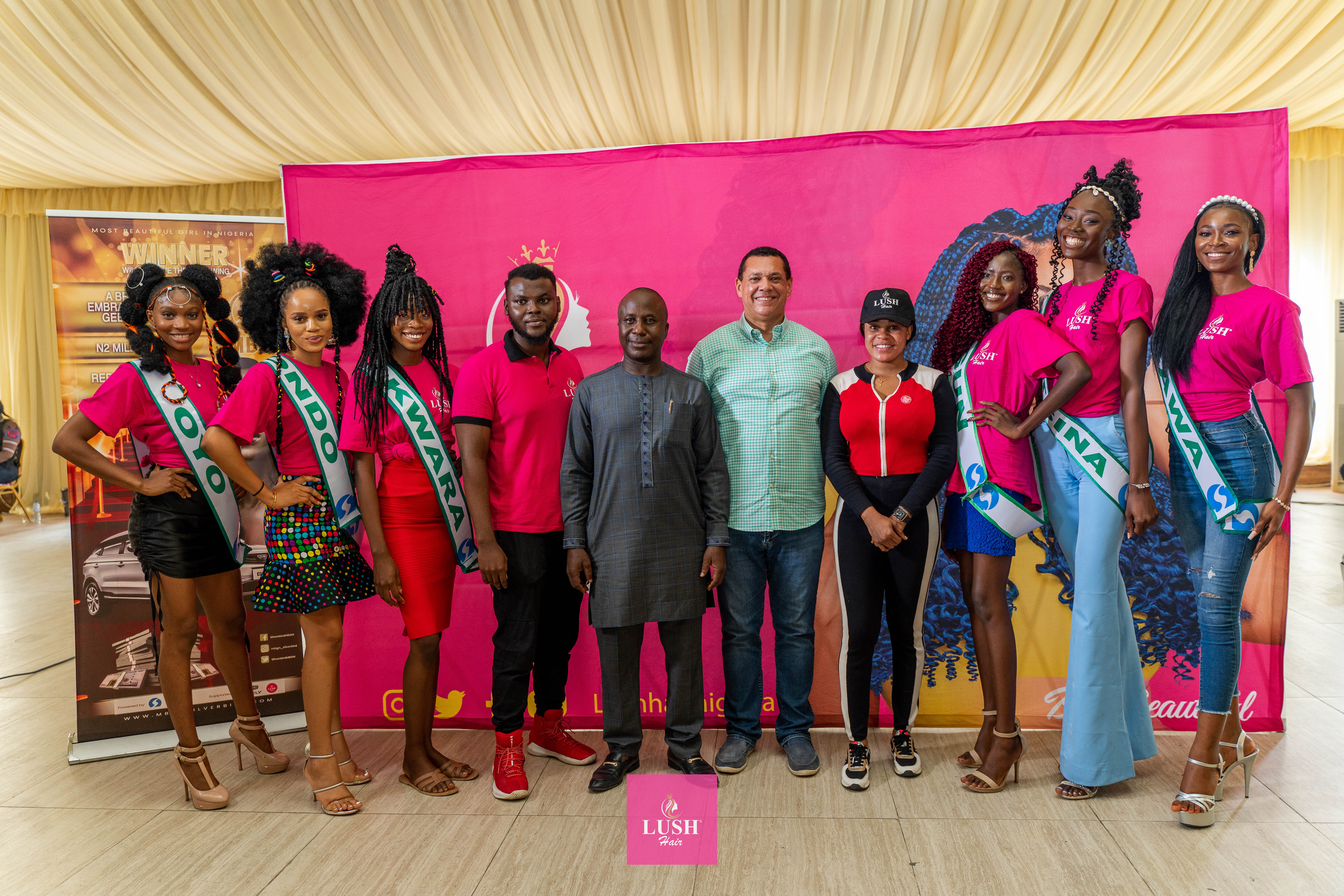 Lush Hair Wows 2021 MBGN Contestants With Creative Tasks