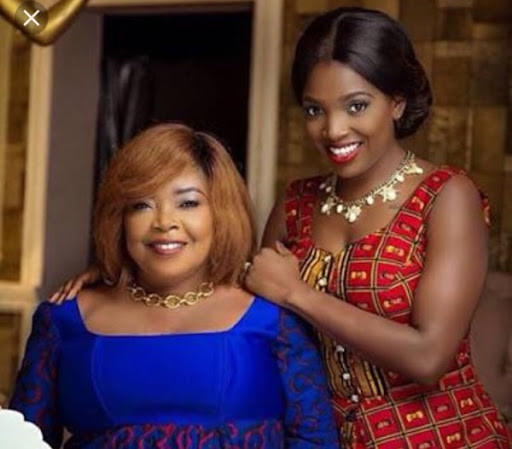 For every lie against you, karma is real. You?re the reason I still have a career - Annie Idibia says as she celebrates her mother (video)