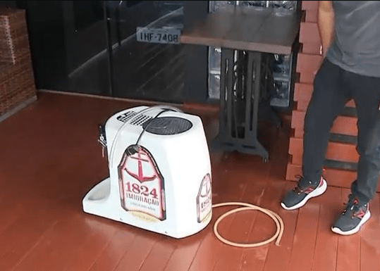 Man, 43, killed by exploding beer keg at his birthday party