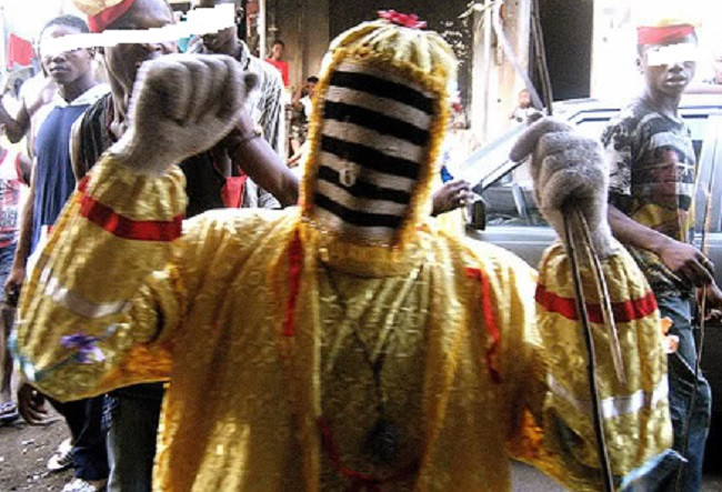 Ondo masquerades arrested after robbery operation