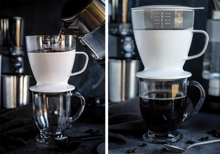 How to Brew Coffee using the OXO Pour Over Coffee Maker