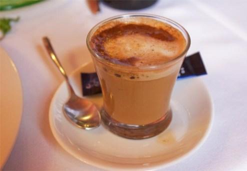 Cortado - Spanish coffee drink