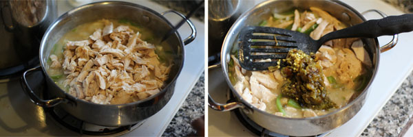 Green Chili Turkey step 3