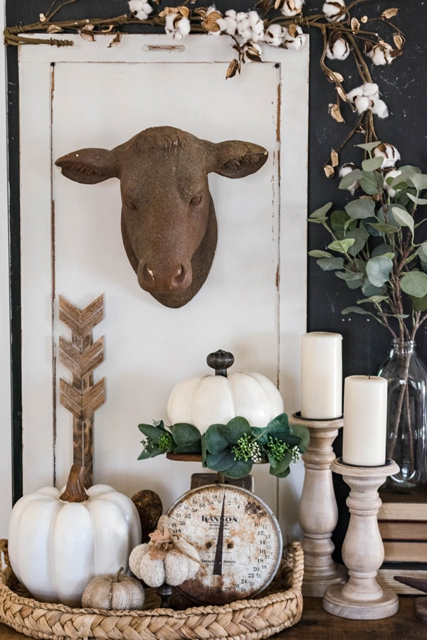 home decor for holiday entertaining