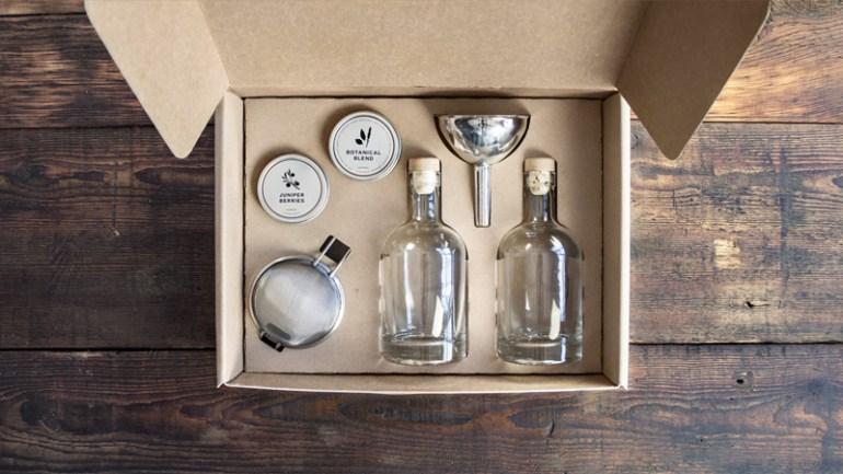 Best Homemade Gin Kit