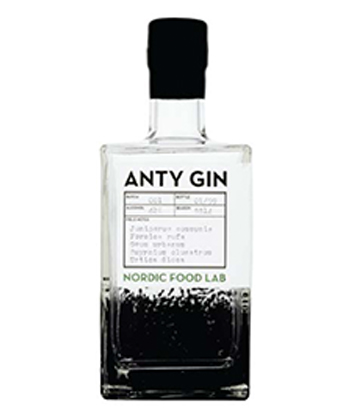 Anty is one of the best gins for 2019